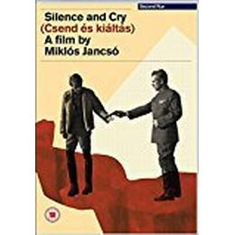 Silence And Cry [DVD]